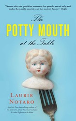 The Potty Mouth at the Table book cover