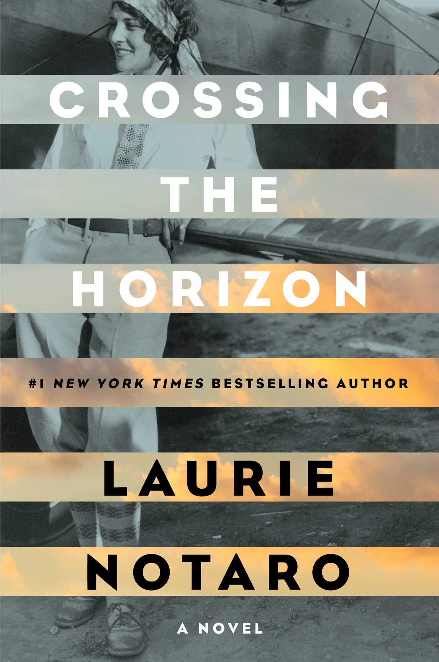 Laurie notaro official publisher page simon schuster canada book cover image jpg crossing the horizon fandeluxe Document