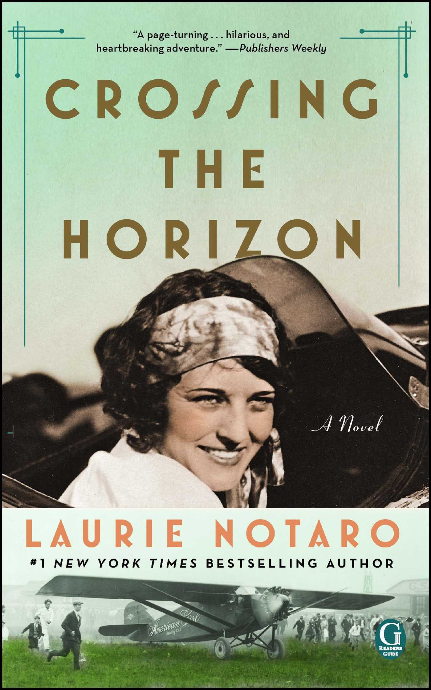 Laurie notaro official publisher page simon schuster canada potty mouth at the table ebook 9781451659412 book cover image jpg crossing the horizon fandeluxe Document