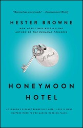 Honeymoon Hotel book cover