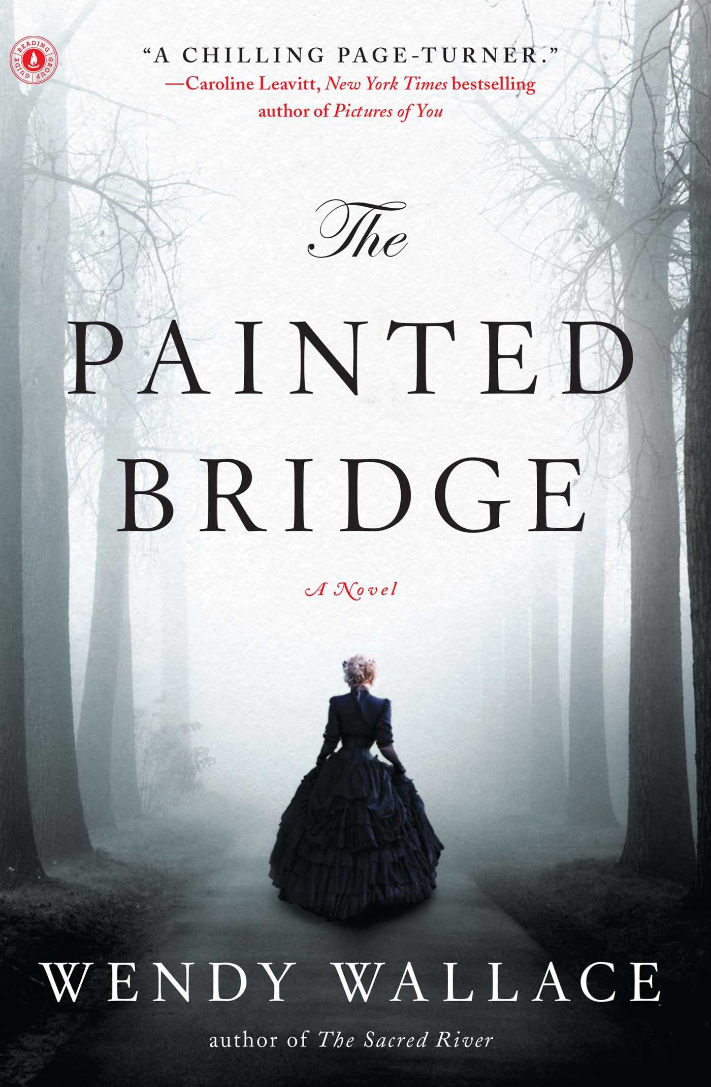The painted bridge 9781451660838 hr