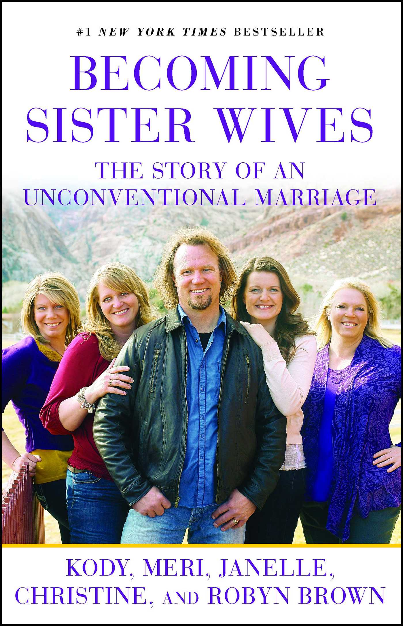 Becoming sister wives 9781451661224 hr