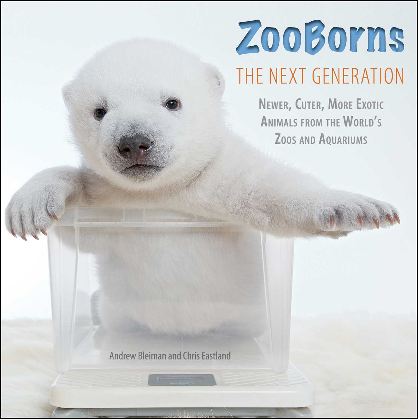 Zooborns the next generation 9781451661620 hr