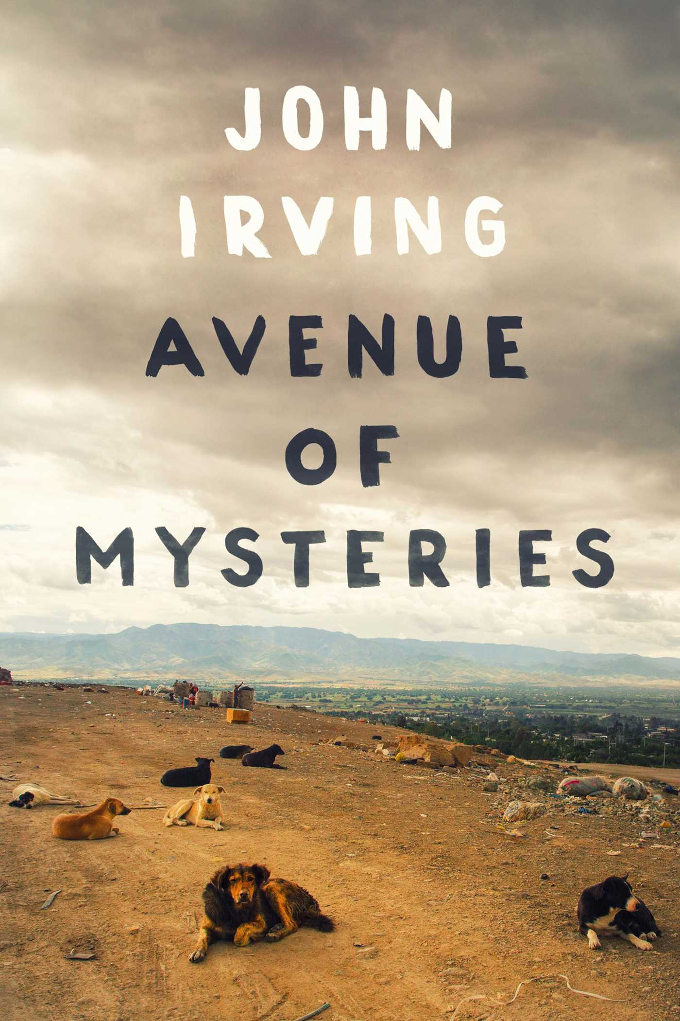 Avenue of mysteries 9781451664164 hr