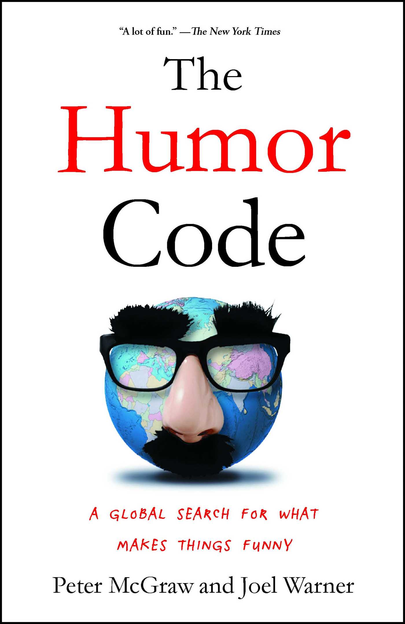 The humor code 9781451665420 hr