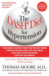 The dash diet for hypertension 9781451665581
