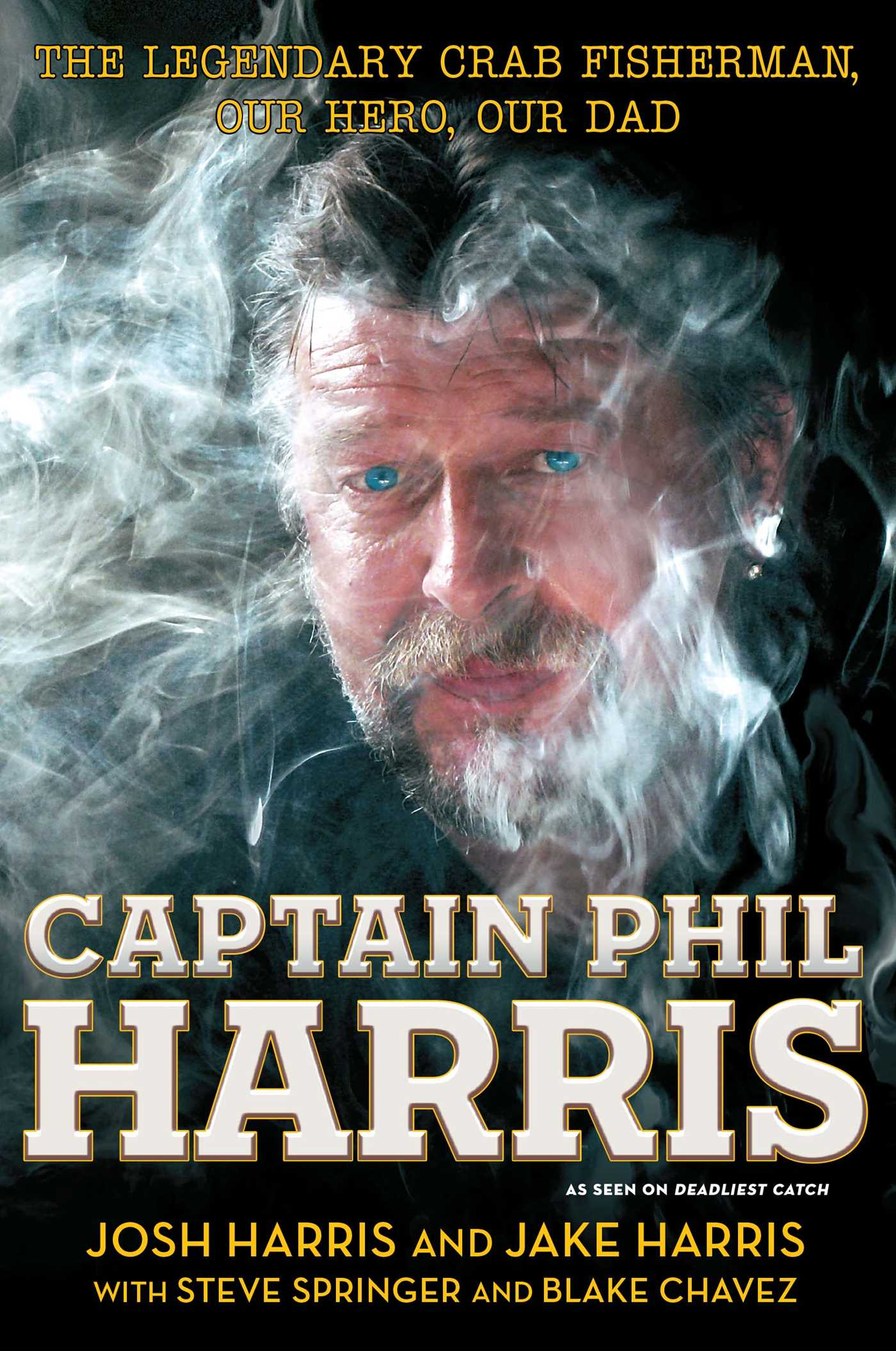 Captain phil harris 9781451666069 hr