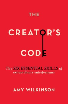 The creators code book by amy wilkinson official publisher page the creators code fandeluxe Gallery
