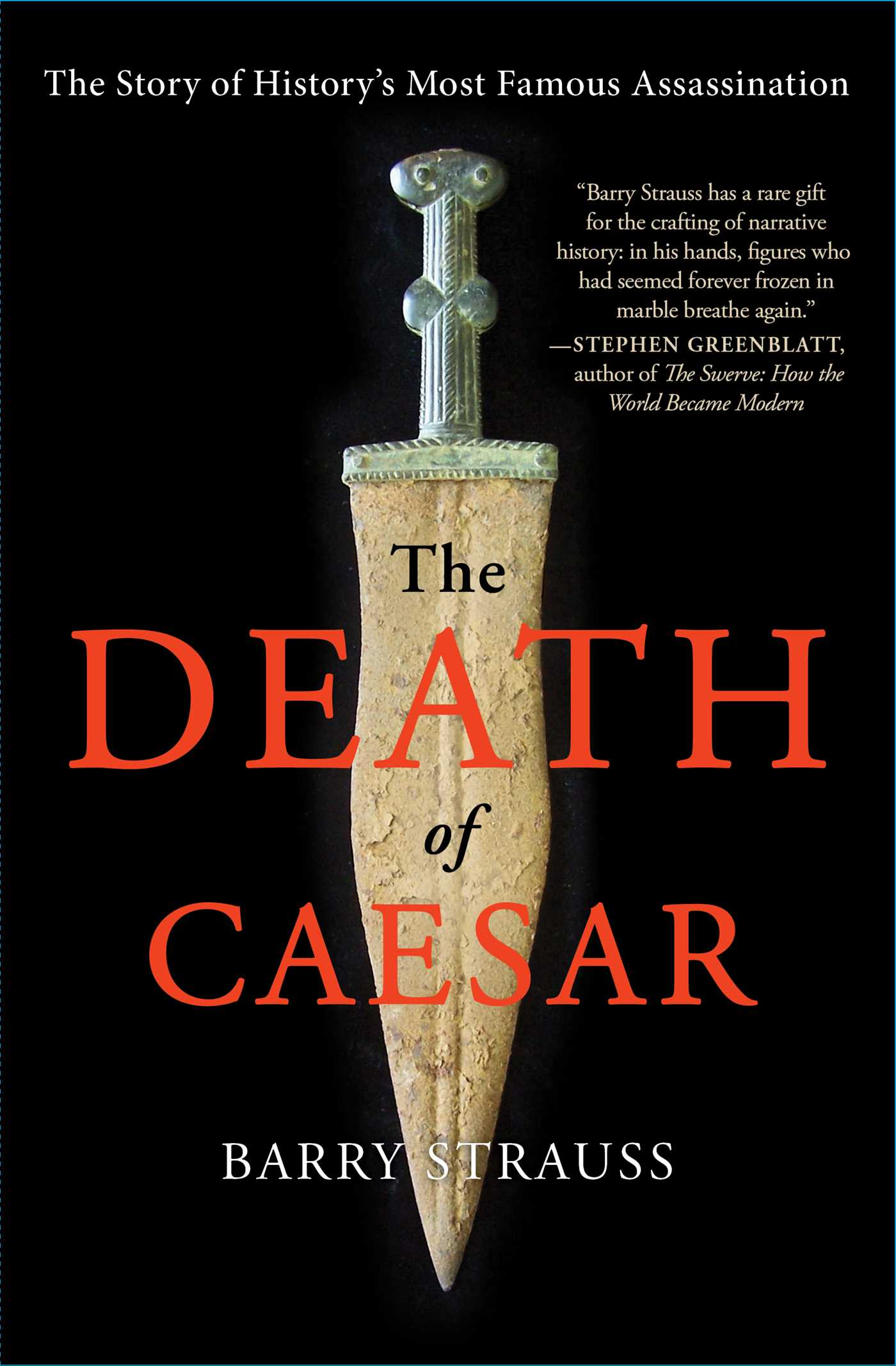 The death of caesar 9781451668810 hr