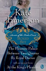 Kate Emerson's Secrets of the Tudor Court Boxed Set