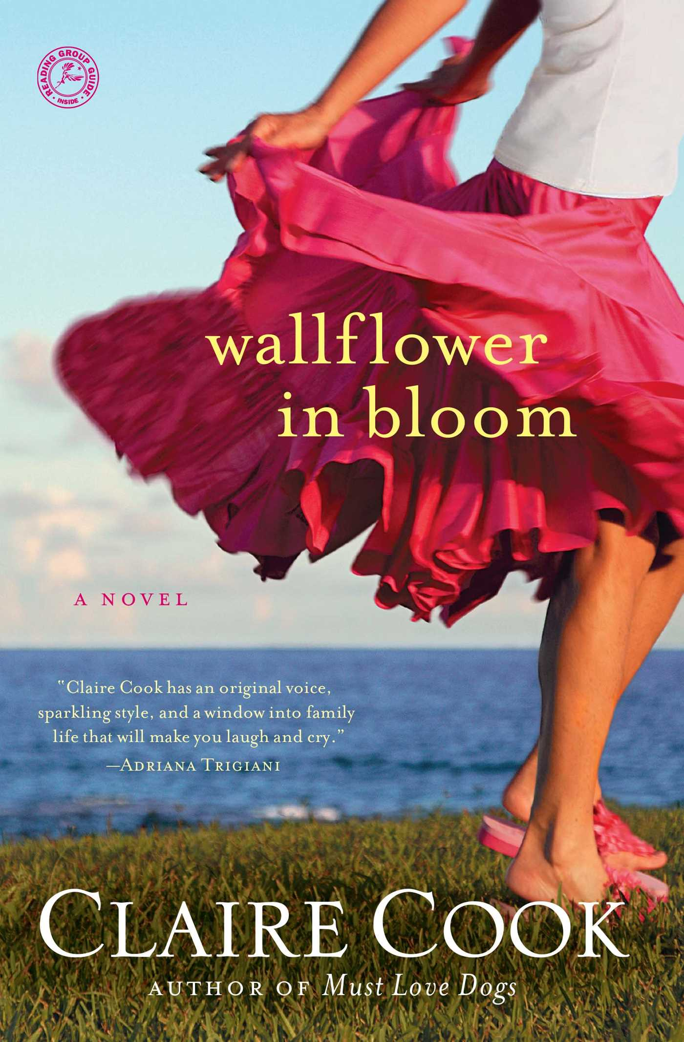Wallflower in bloom 9781451672787 hr