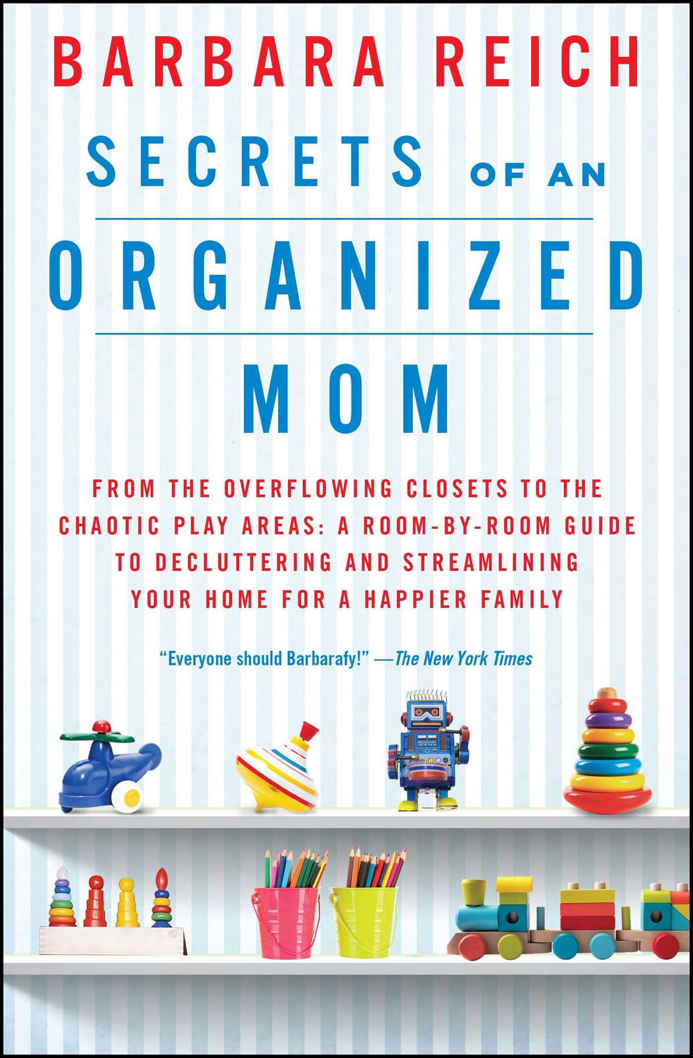 Secrets of an organized mom 9781451672862 hr