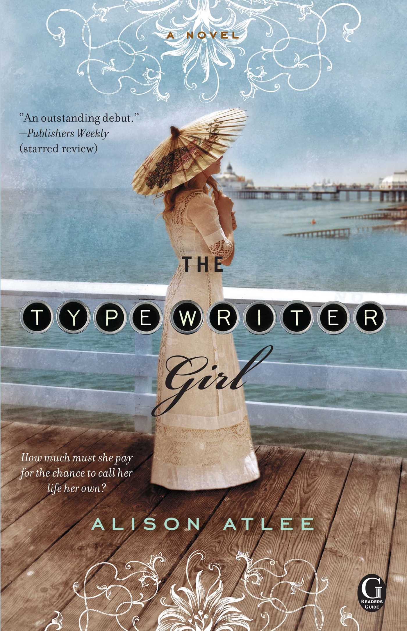 The typewriter girl 9781451673258 hr