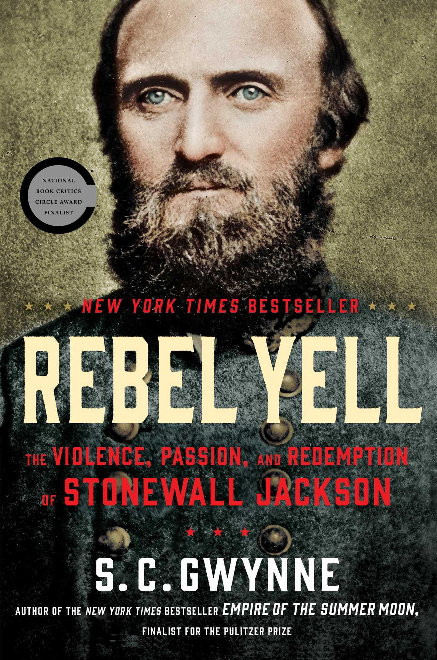 Rebel yell 9781451673289 hr