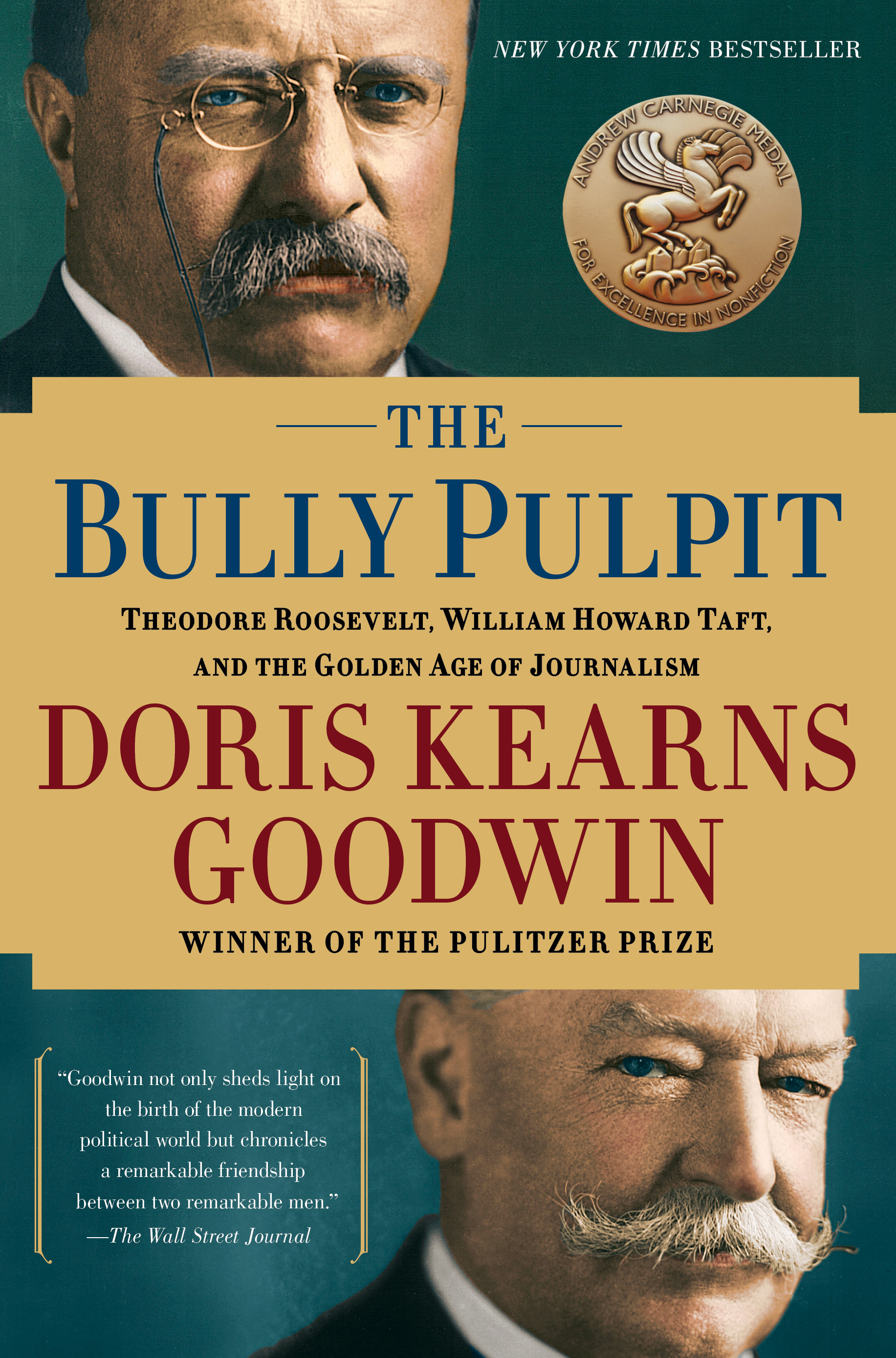 The bully pulpit 9781451673791 hr