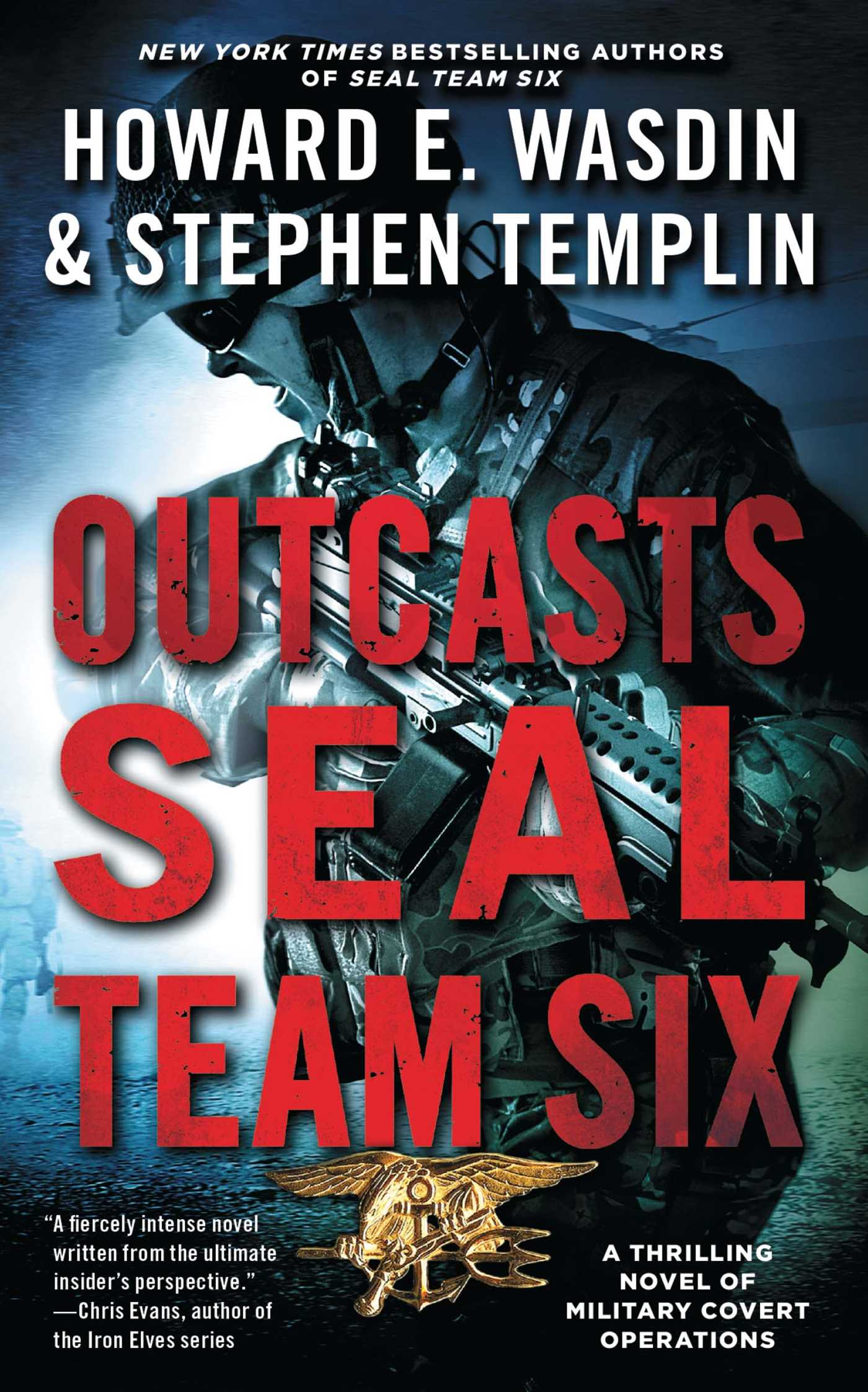 outcasts a seal team six novel ebook by stephen templin