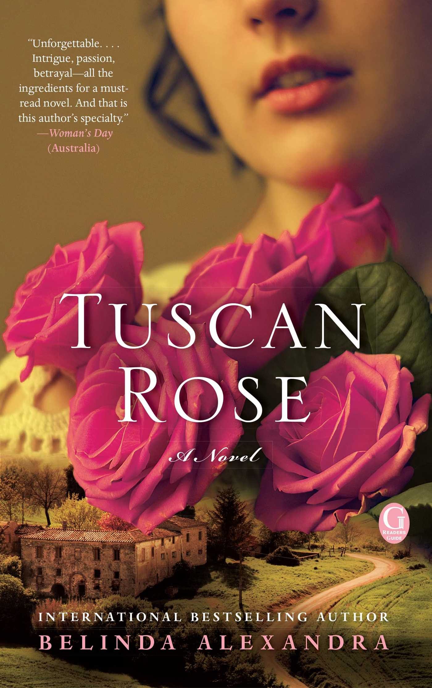 Tuscan rose 9781451679076 hr