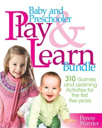 Baby and Preschooler Play & Learn Bundle