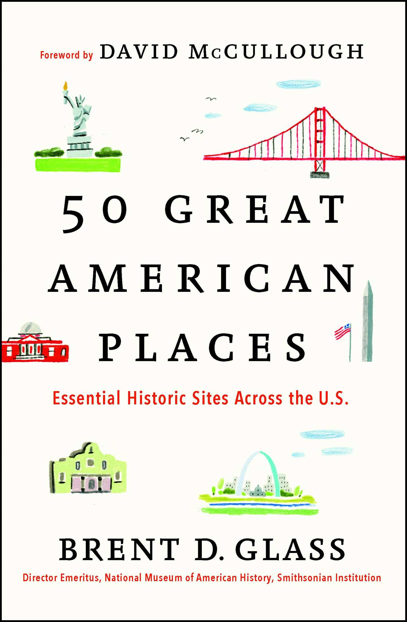 50 great american places 9781451682038 hr
