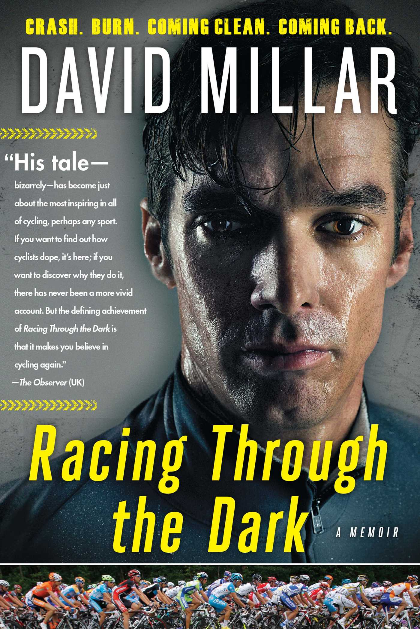 Racing through the dark 9781451682700 hr
