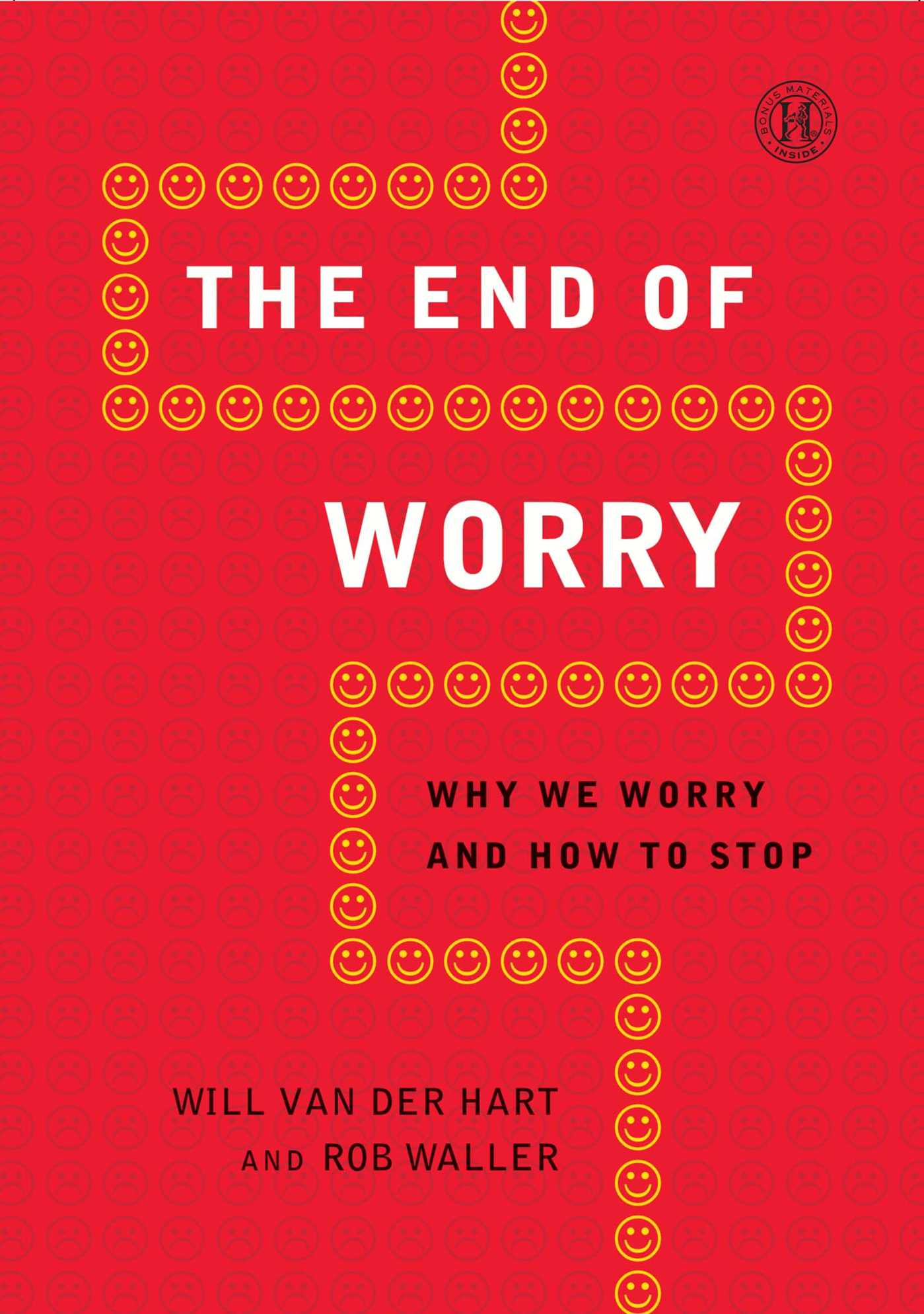 End of worry 9781451682809 hr