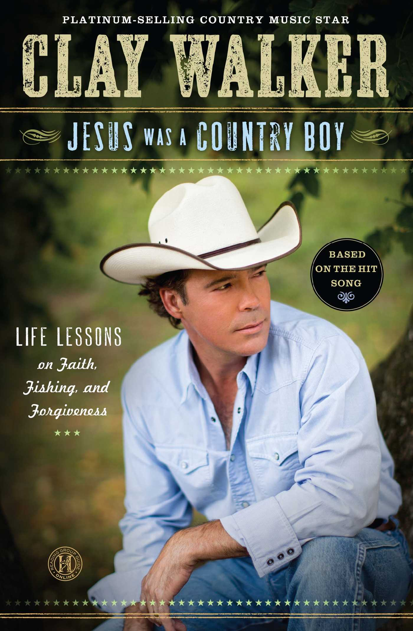 Jesus was a country boy 9781451682878 hr