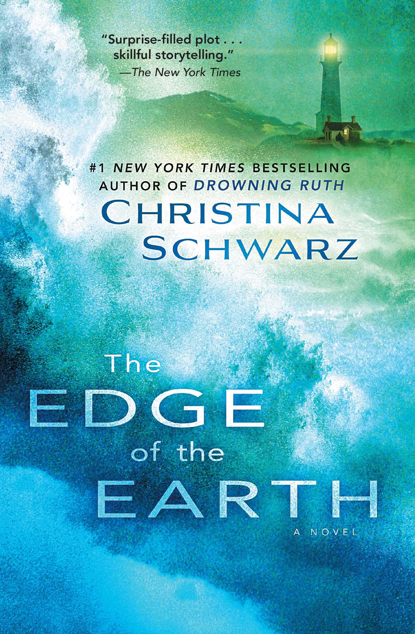 The edge of the earth 9781451683721 hr
