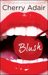 Blush book cover