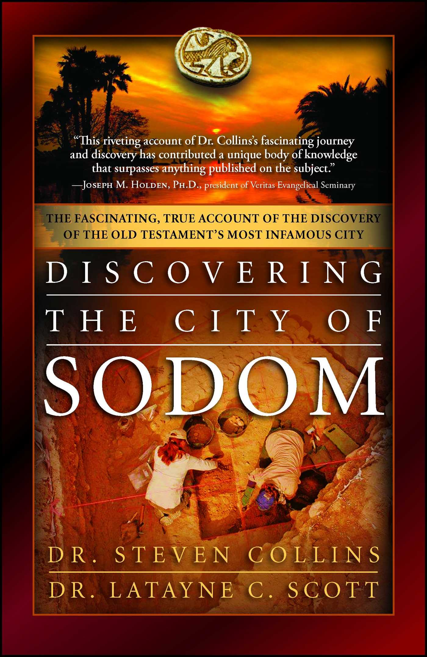 Discovering the city of sodom 9781451684377 hr