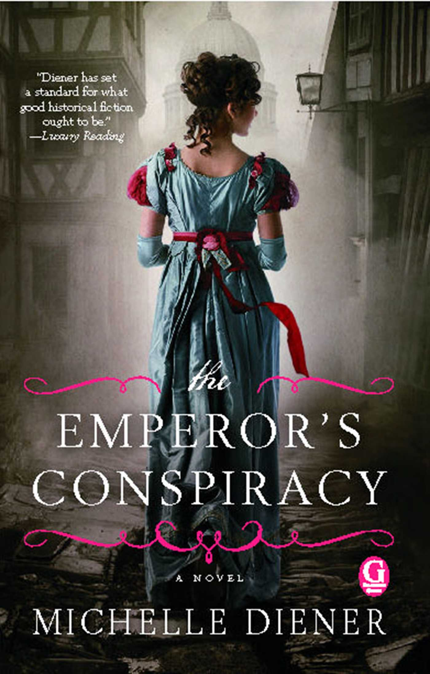 The emperors conspiracy 9781451684445 hr