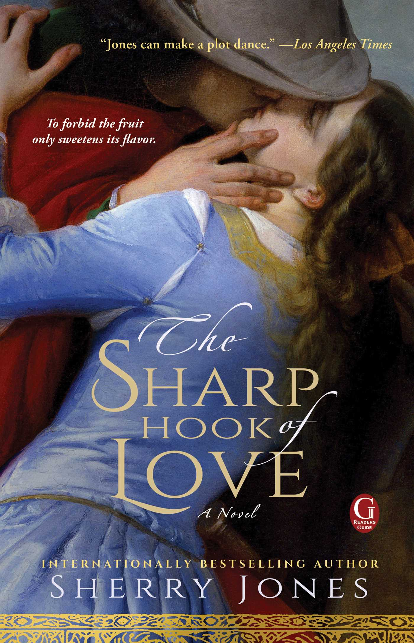 Sharp hook of love 9781451684797 hr