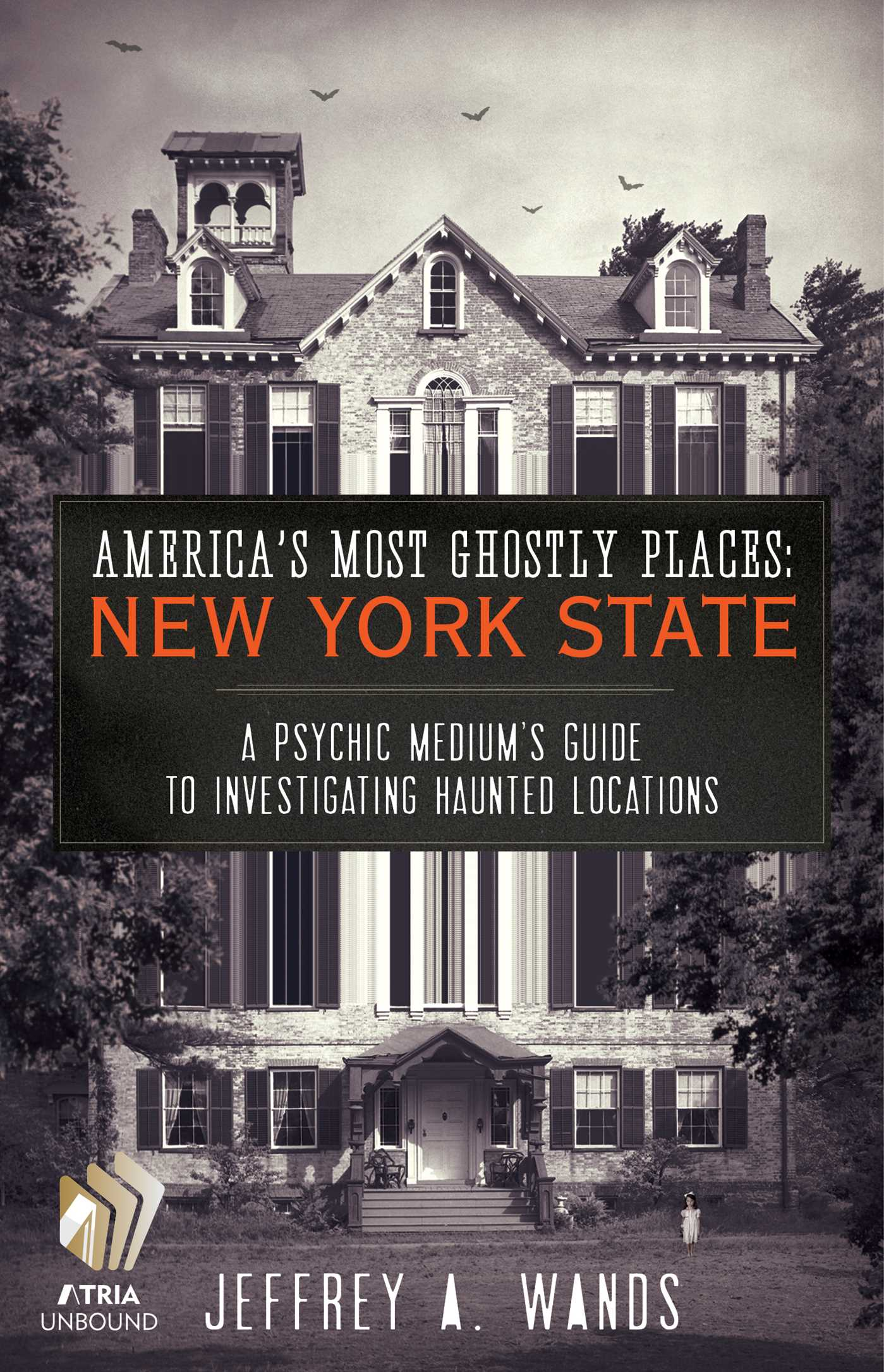 Americas most ghostly places new york state 9781451685169 hr