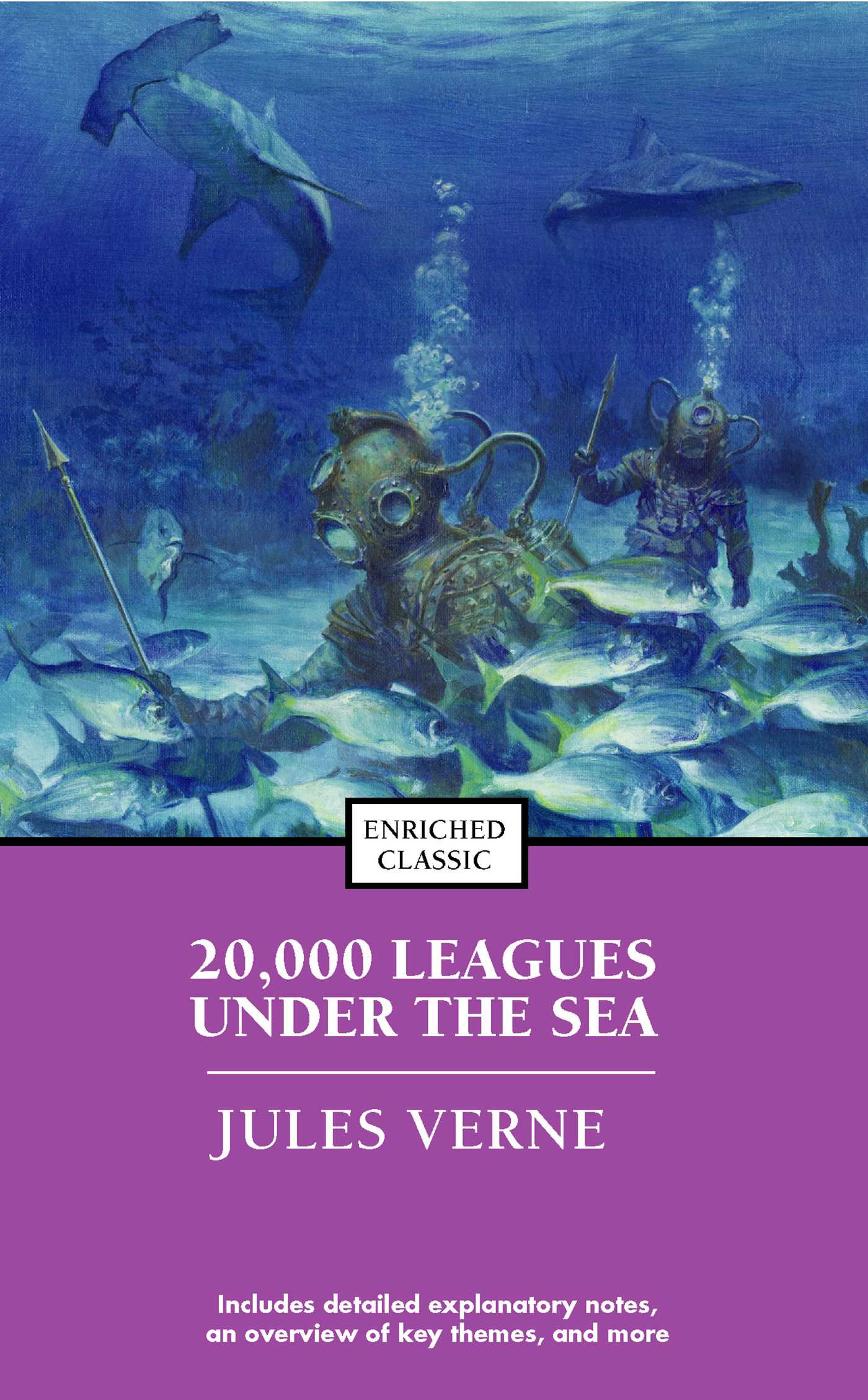 an analysis of 20000 leagues under the sea by jules verne Below is an essay on 20000 leagues under the sea from anti essays, your source for research papers, essays, and term paper examples step inside an amazing submarine and explore the underwater world in 20,000 leagues under the sea by jules verne.