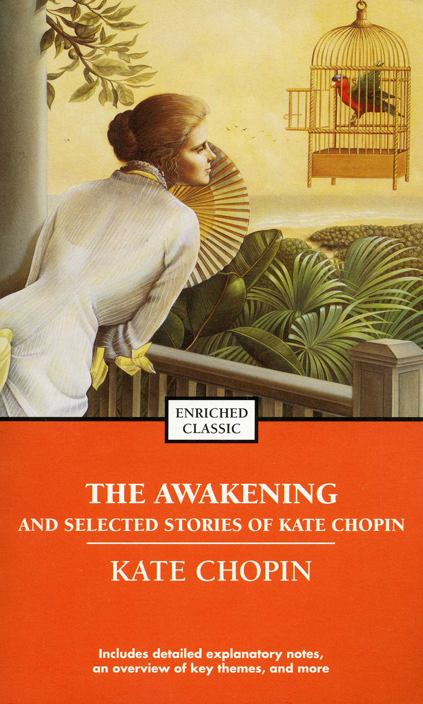 an examination of the novel the awakening by kate chopin In kate chopin's novel, the awakening, the reader is introduced to edna pontellier, a through the examination of kate chopin's novel, the awakening microsoft word - the awakening essaydocx.