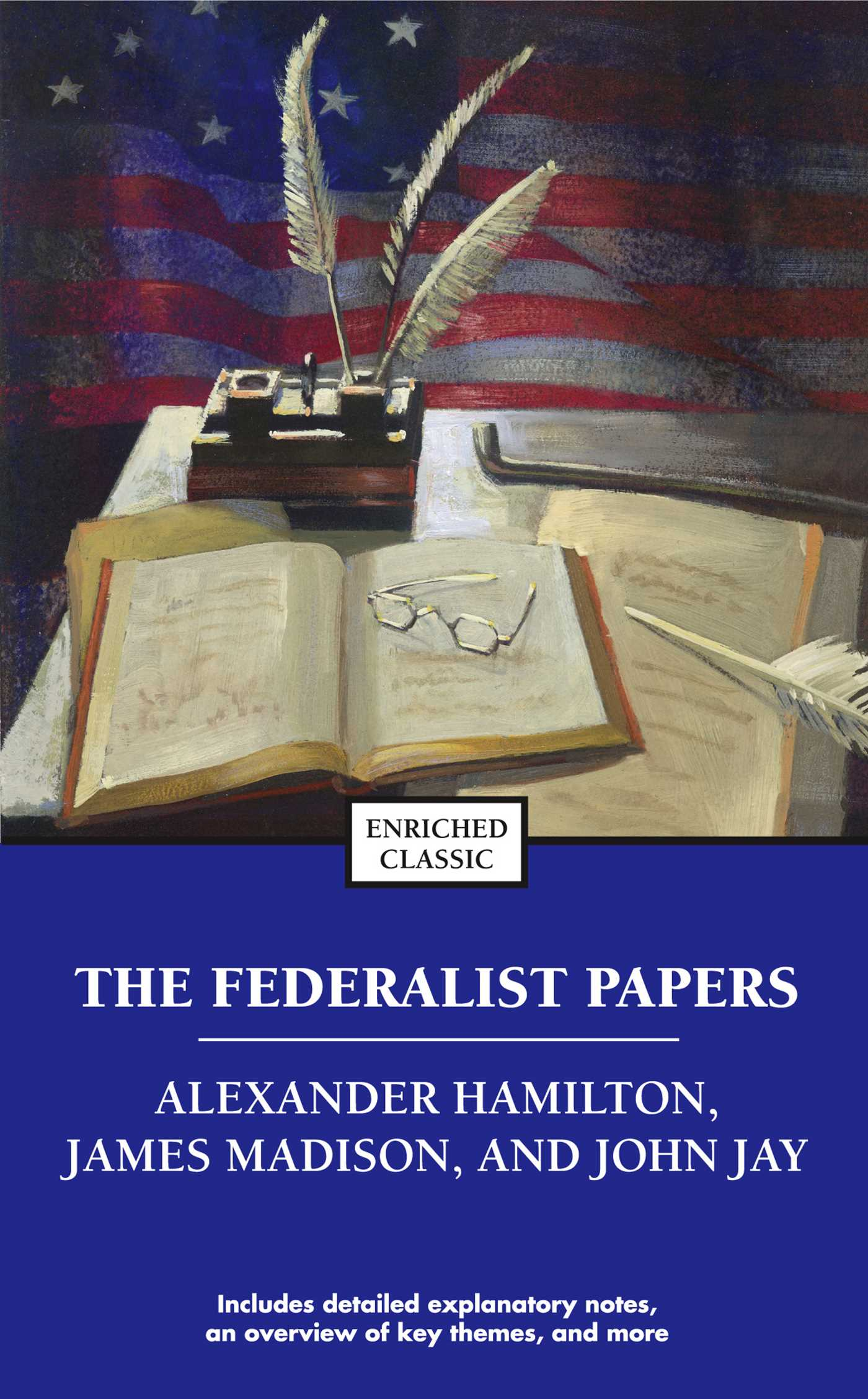 federalist papers help Federalist no 51 (1788) in this federalist paper, james madison explains and defends the checks and balances system in the constitution each branch of government is.
