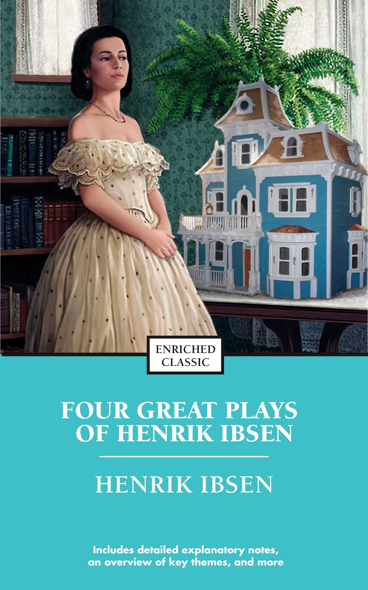 literary analysis of the book a doll house by henrik isben A doll's house by henrik ibsen - hf dmlf - app.