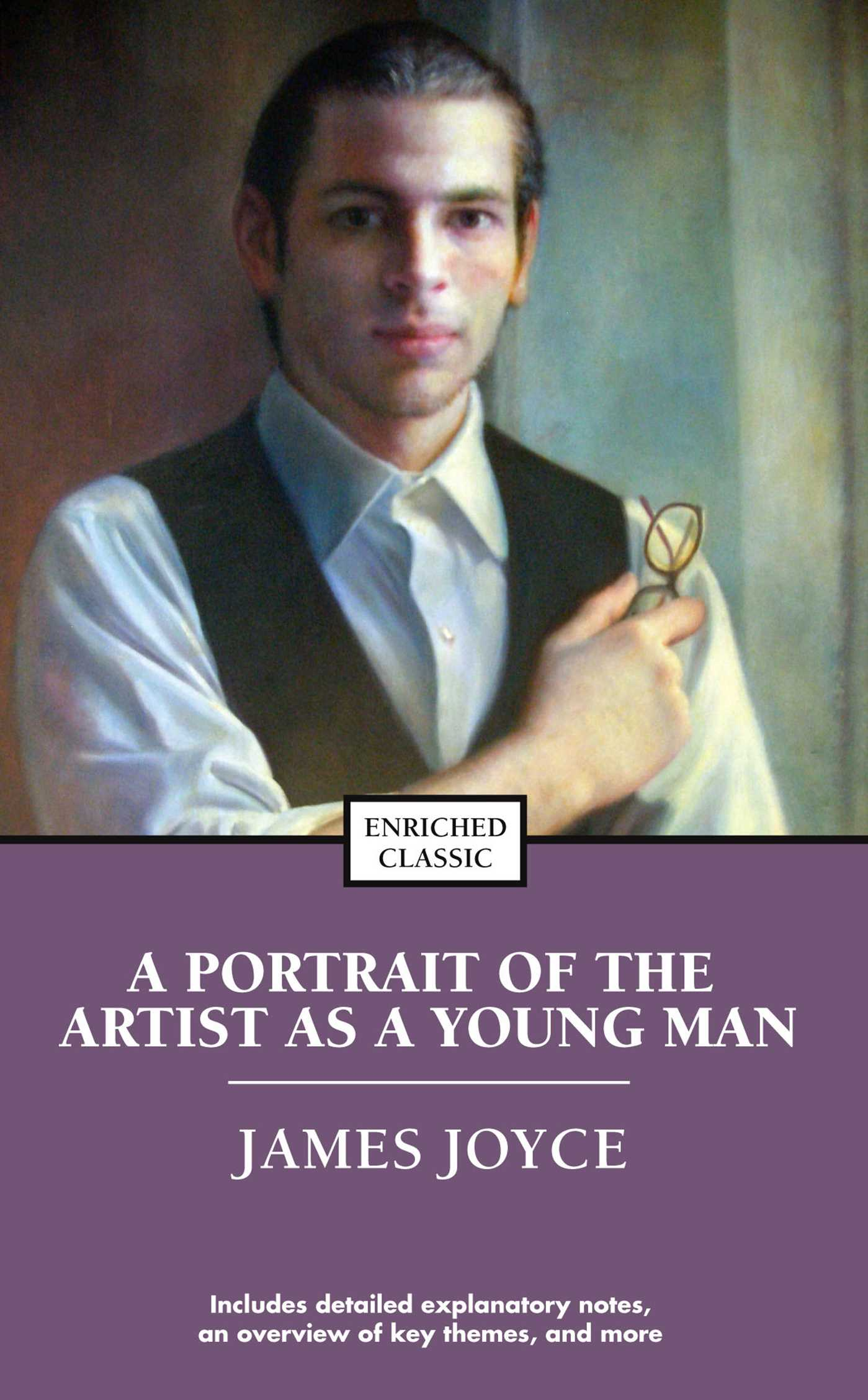 a literary analysis of a portrait of the artist as a young man by james joyce Complete summary of james joyce's a portrait of the artist as a young man enotes plot summaries cover all the significant action of a portrait of the artist as a young man james joyce's literary reputation is remarkable when we consider his relatively scant output.
