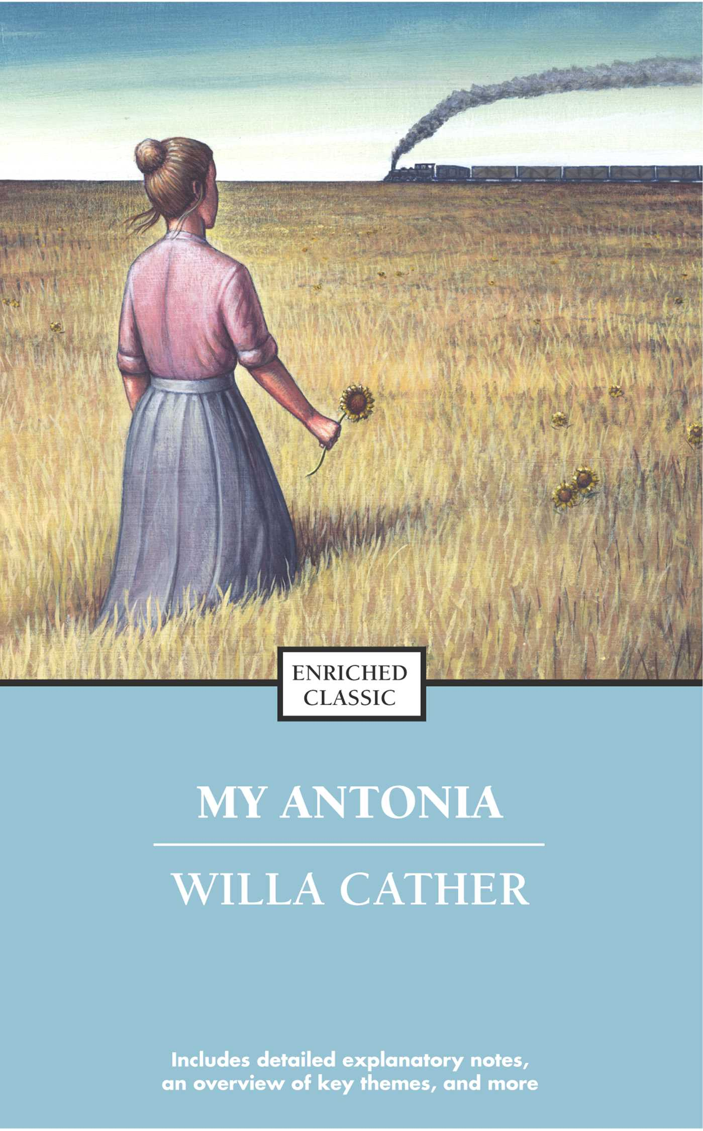 a book analysis of my antonia by willa cather Willa cather is one of america's most treasured writers her childhood in the woodlands of virginia and on the prairies of nebraska formed the inspiration for many of her novels, and her devotion to education provided the basis for her lifetime of achievement.