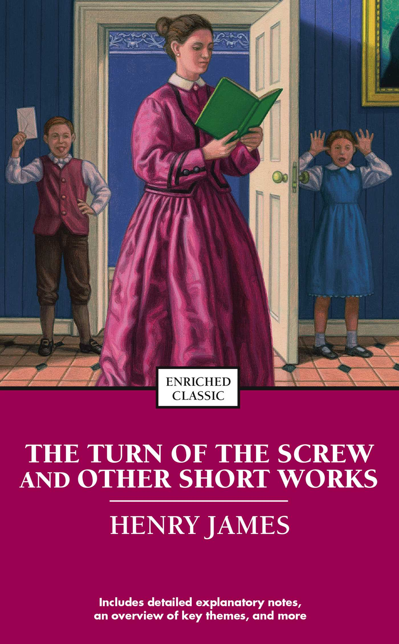 an analysis of the turn of the screw The turn of the screw has 71,844 ratings and 4,915 reviews paquita maria said: words words words is the house haunted words words words words words is s.