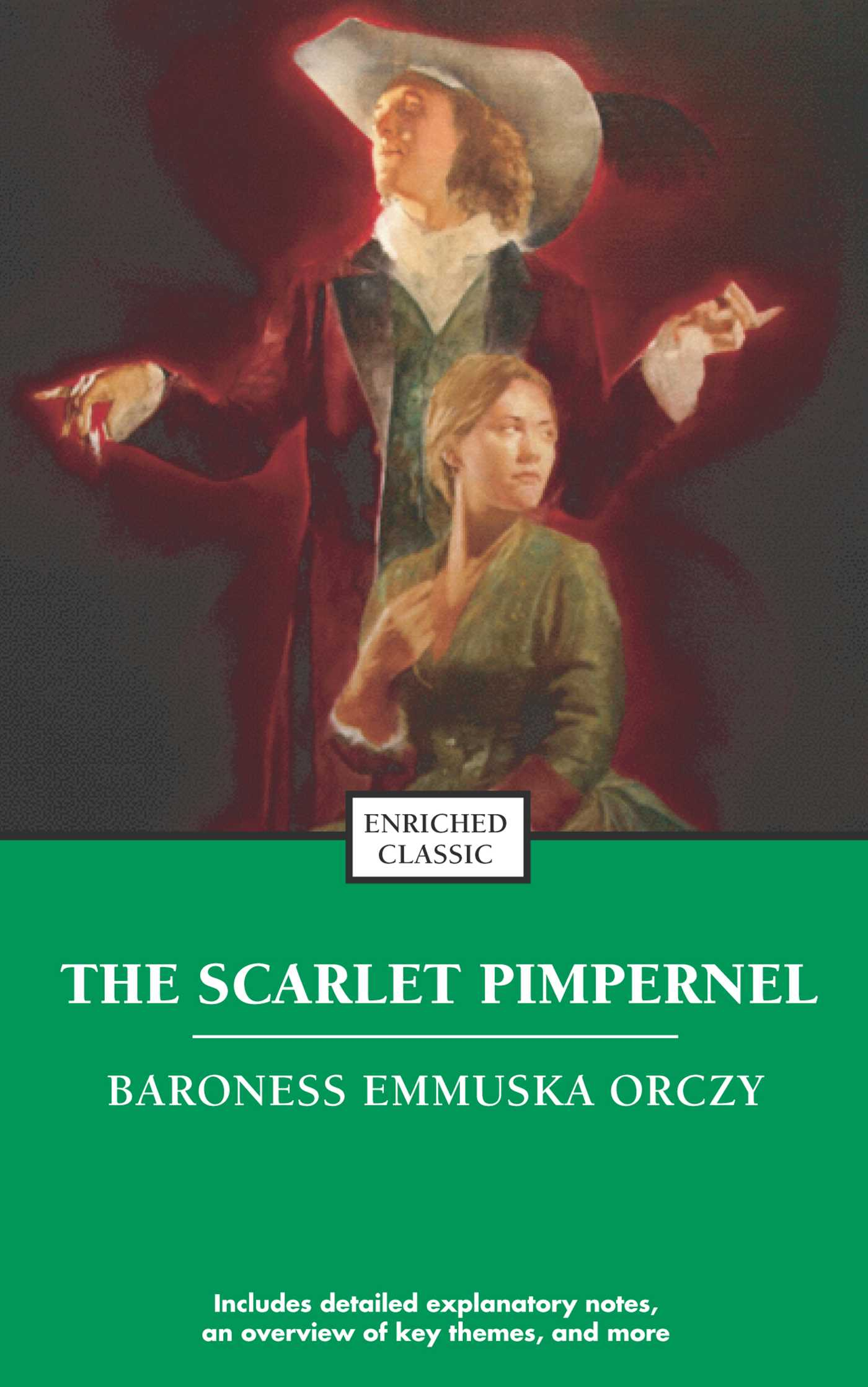 an analysis of chapter one the scarlet pimpernel From a general summary to chapter summaries to explanations of famous quotes, the sparknotes the scarlet letter study guide has everything you need to ace quizzes, tests, and essays welcome to the new sparknotes.