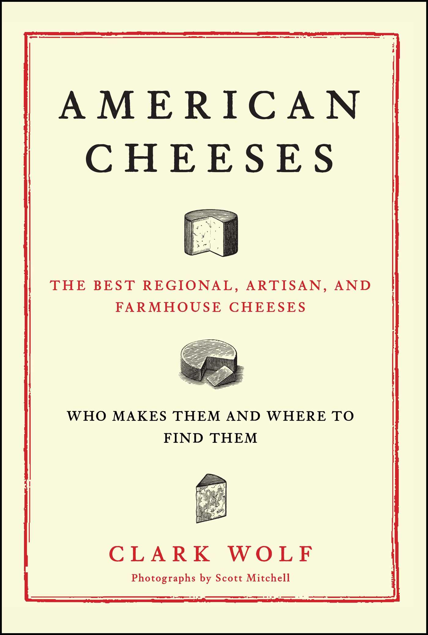 American cheeses 9781451687903 hr