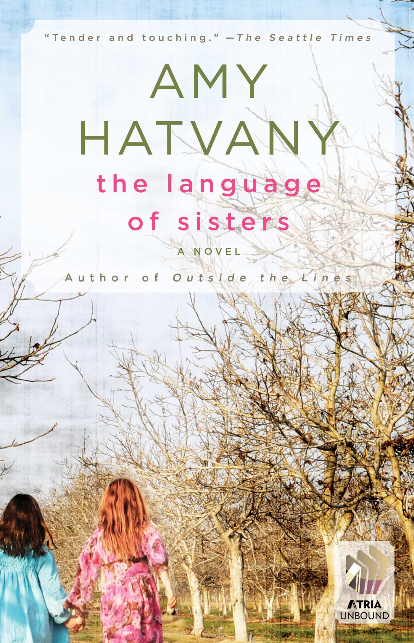 The language of sisters 9781451688146 hr