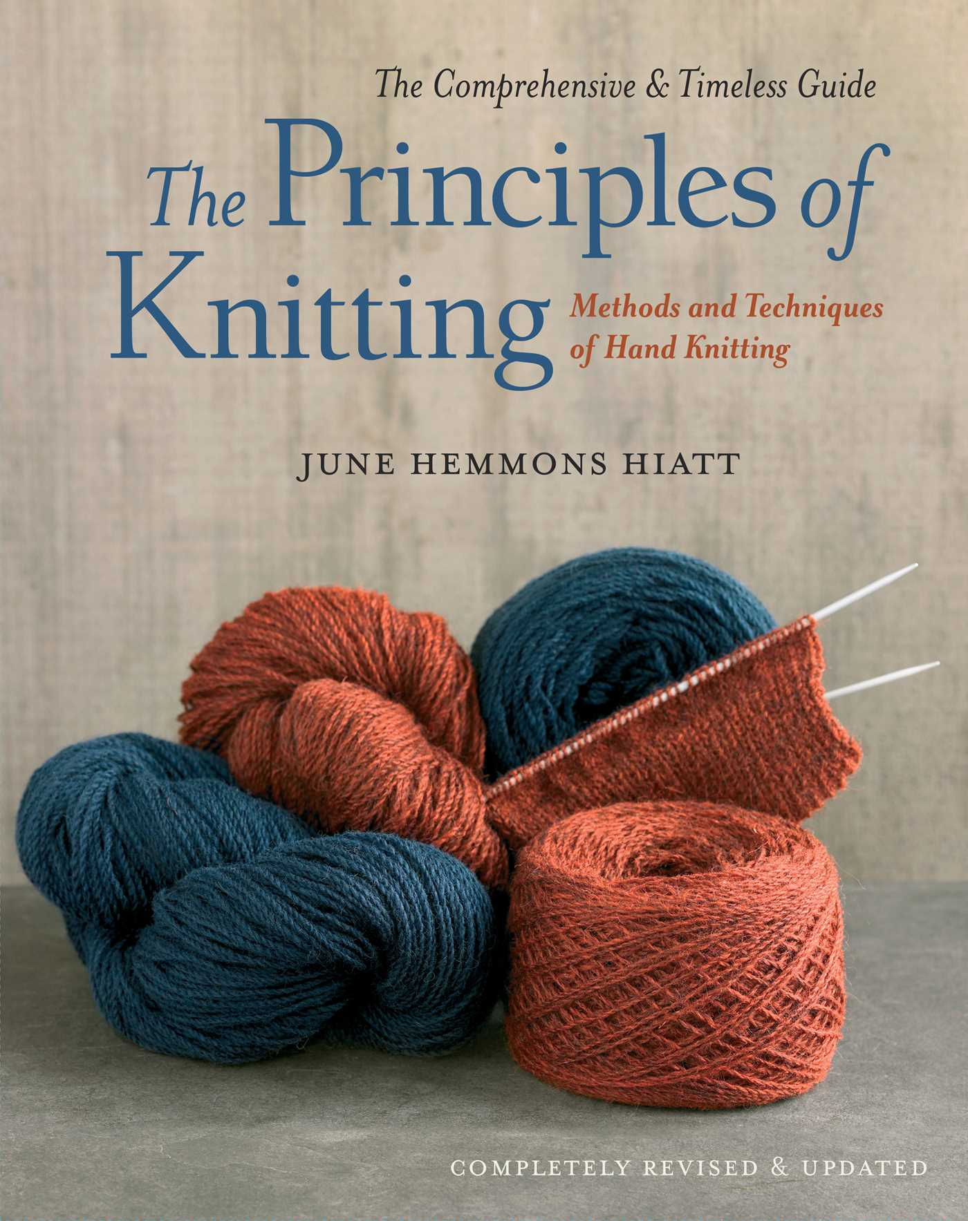 The principles of knitting 9781451688412 hr