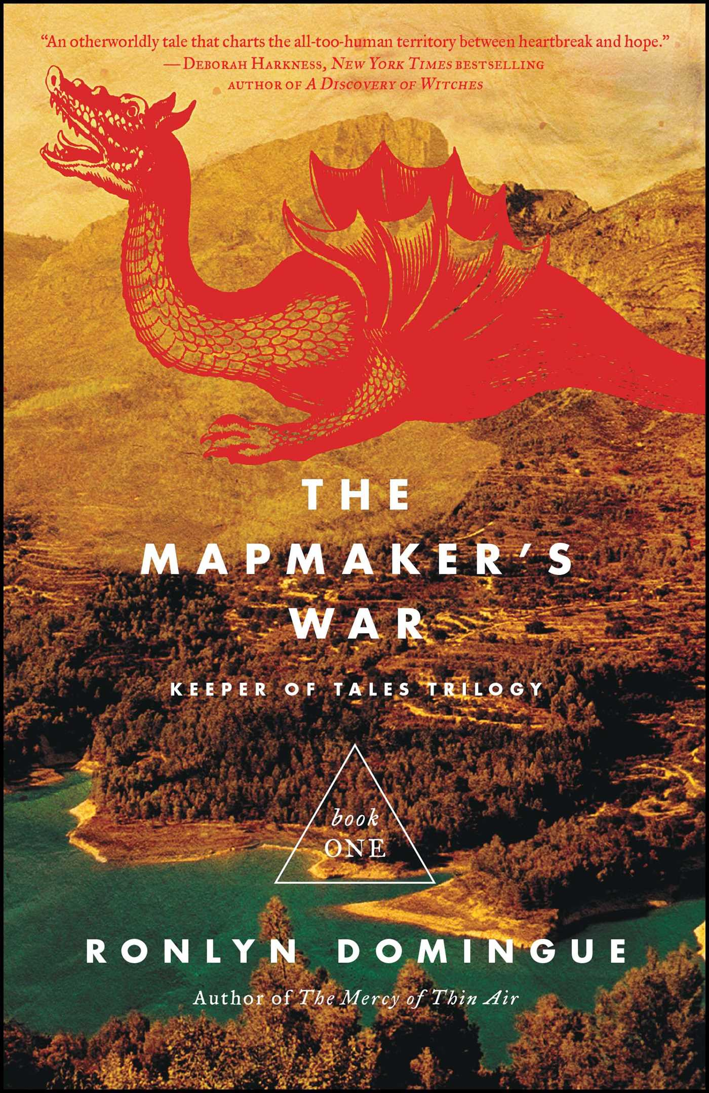 The mapmakers war 9781451688894 hr