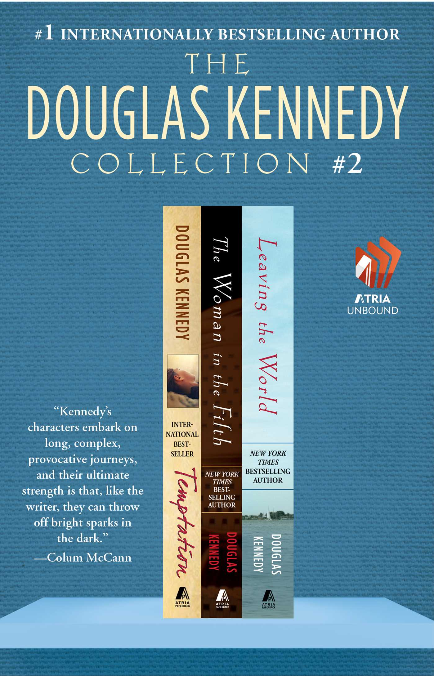 The douglas kennedy collection 2 9781451689167 hr