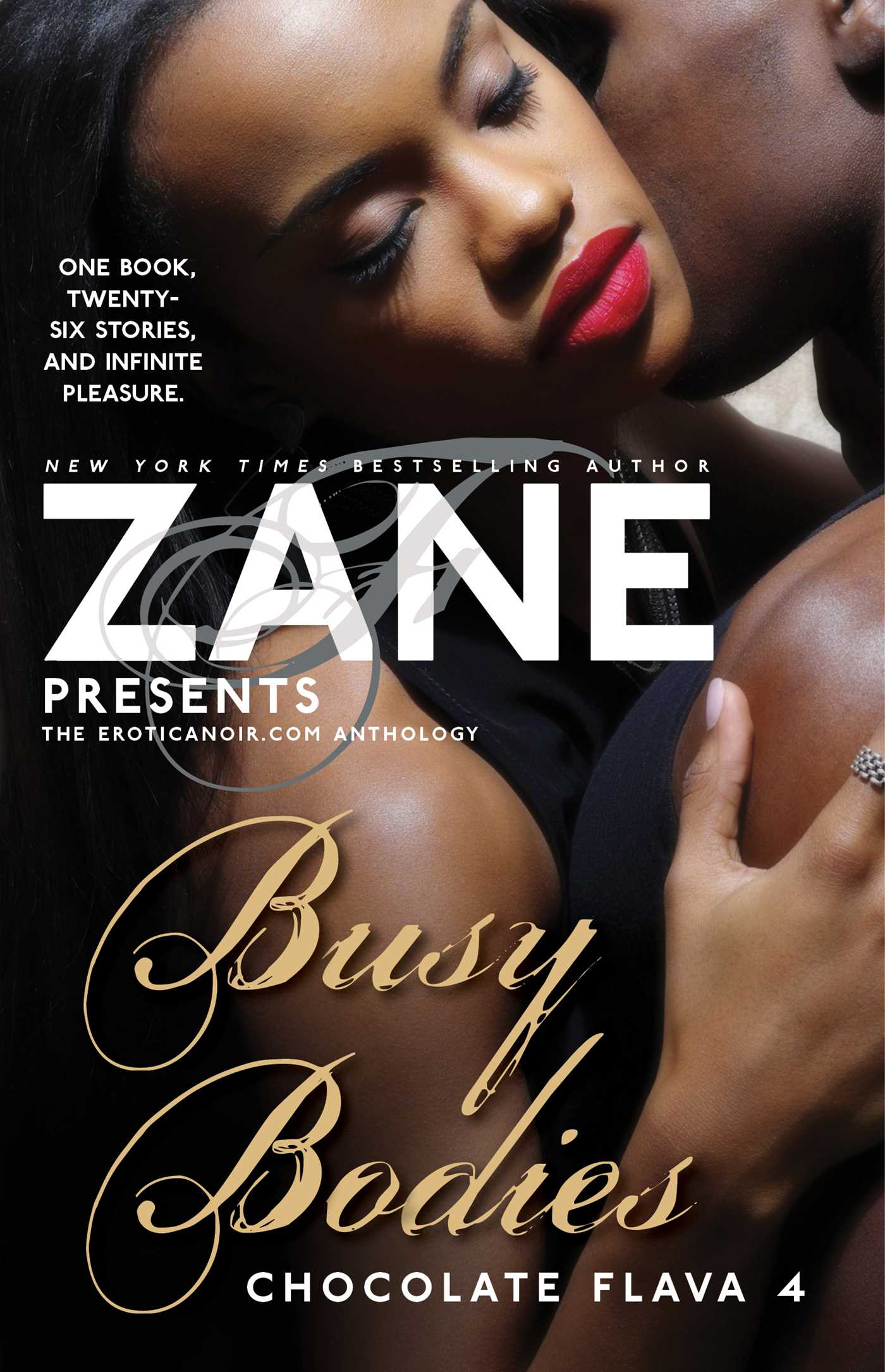 Zanes busy bodies chocolate flava 4 9781451689648 hr