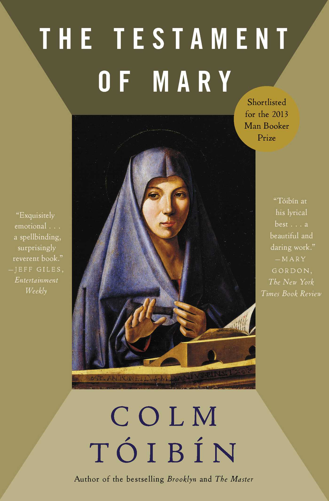 The testament of mary 9781451690750 hr