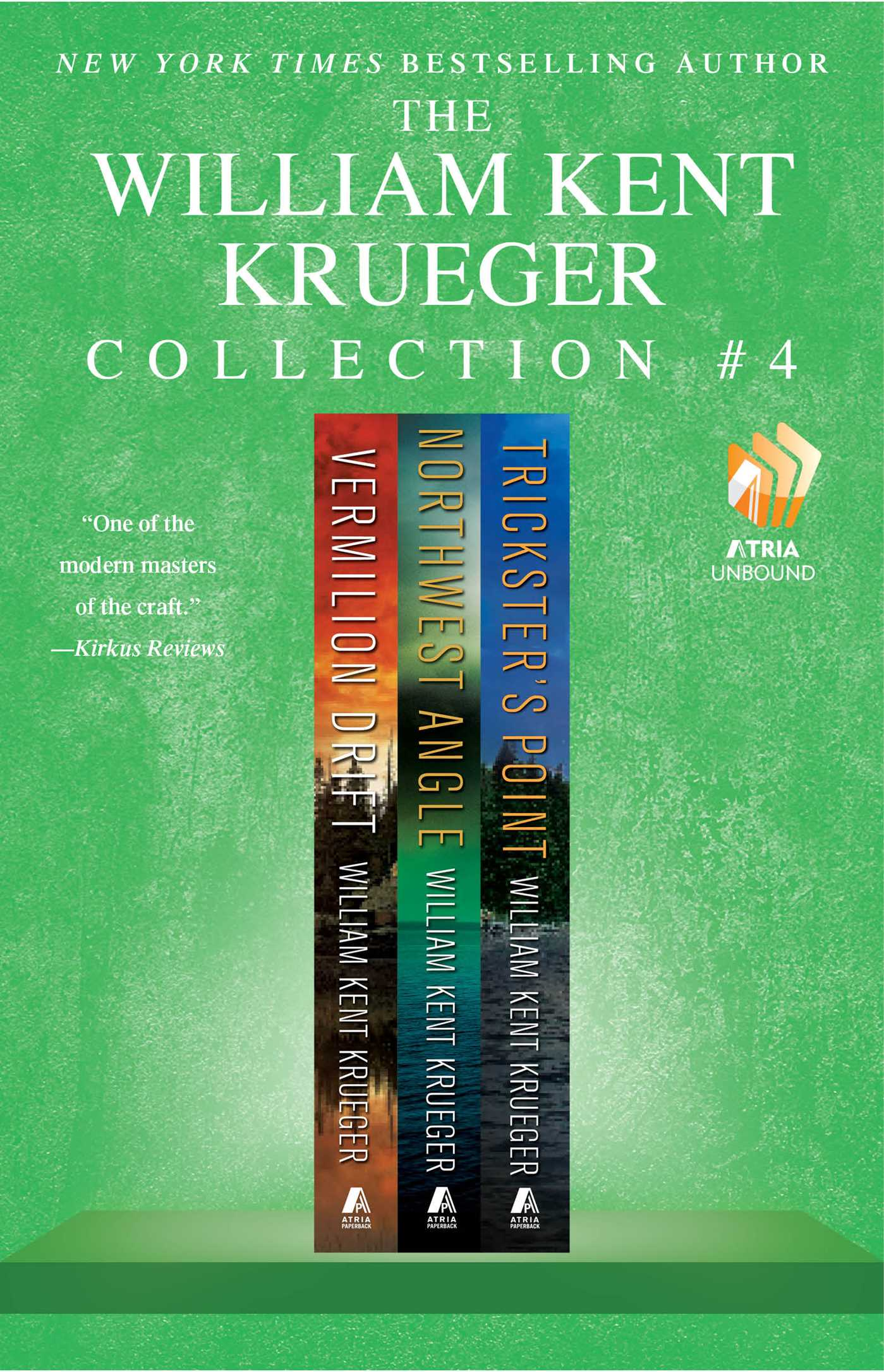 The william kent krueger collection 4 9781451691115 hr