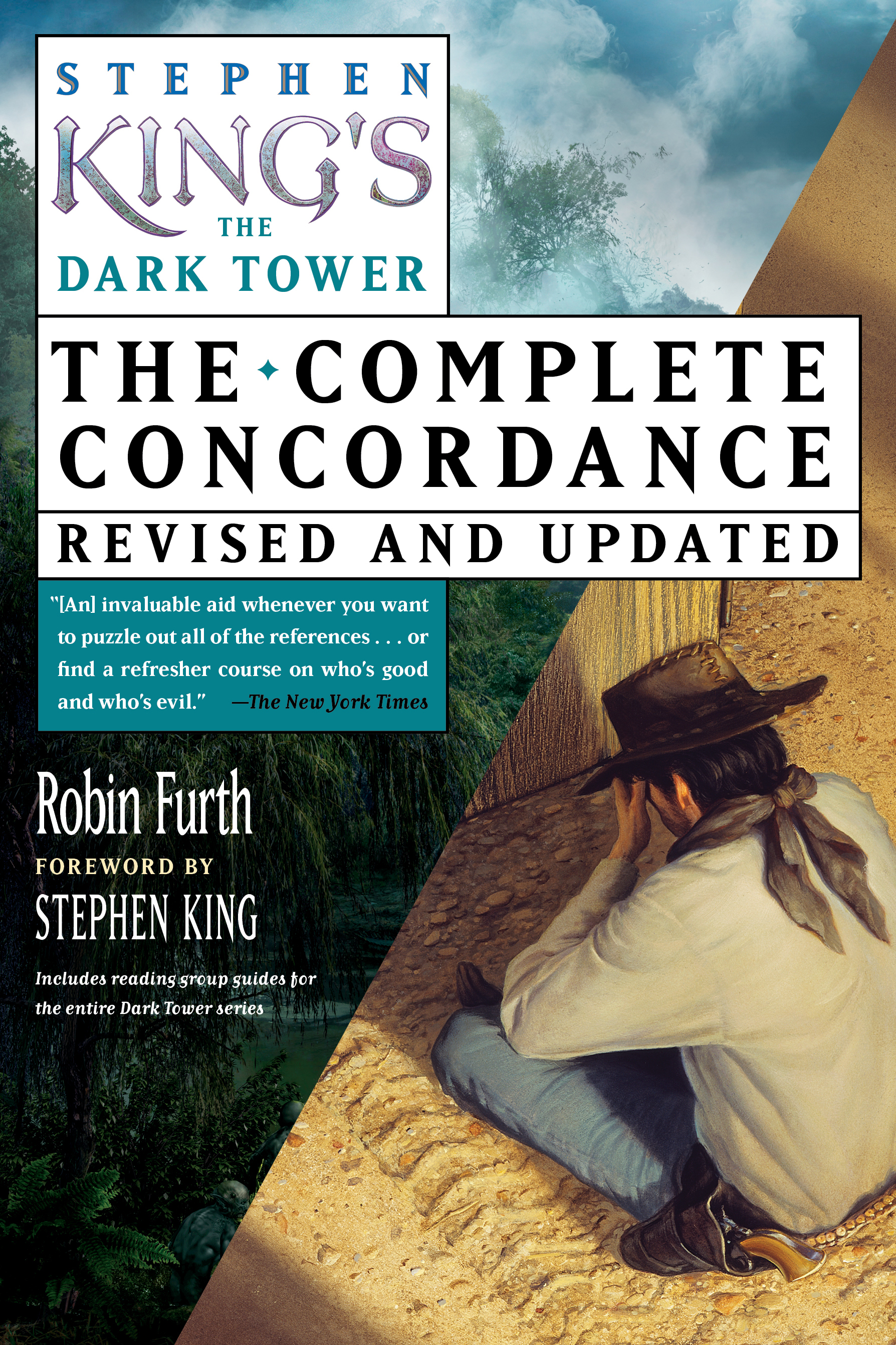 The Dark Tower Books by Robin Furth Stephen King and Daniel