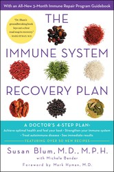 The immune system recovery plan 9781451694970